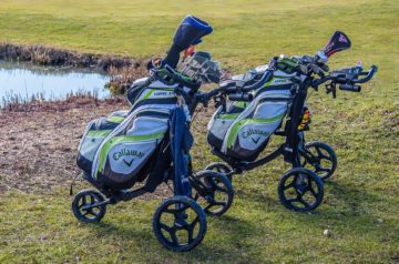 Best Golf Push Carts