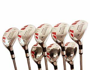 Pink Golf Clubs