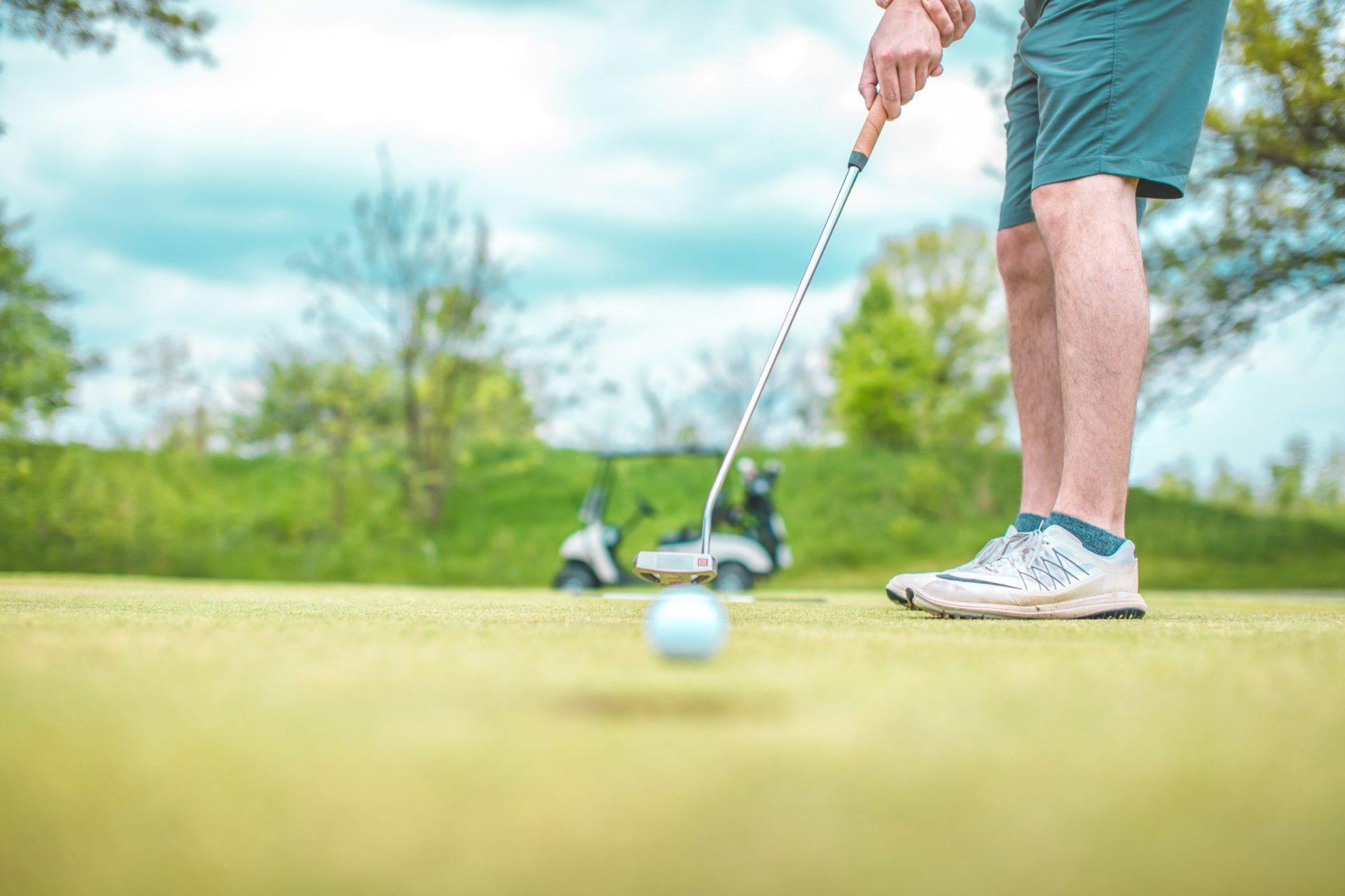 Top Health Benefits of Golf