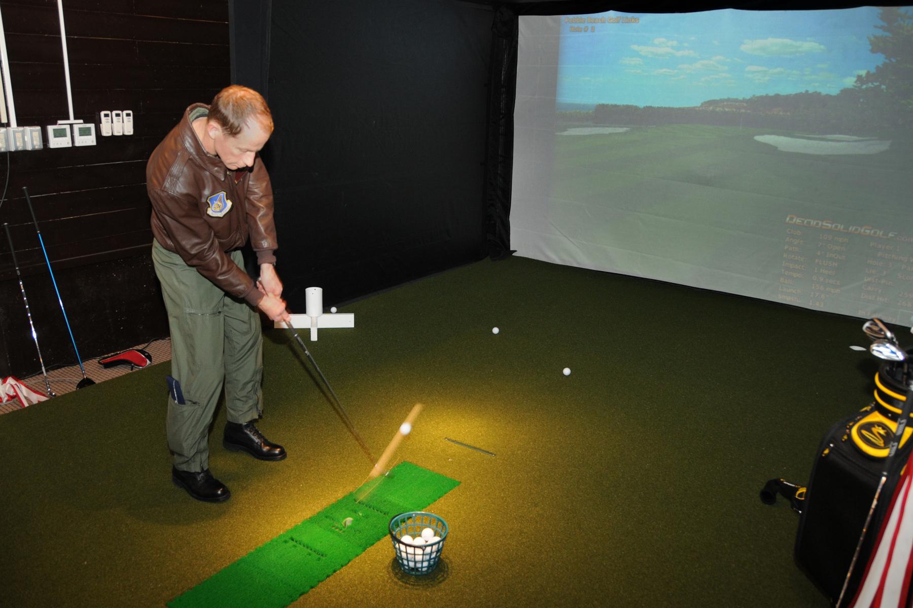 Best Home Golf Simulators