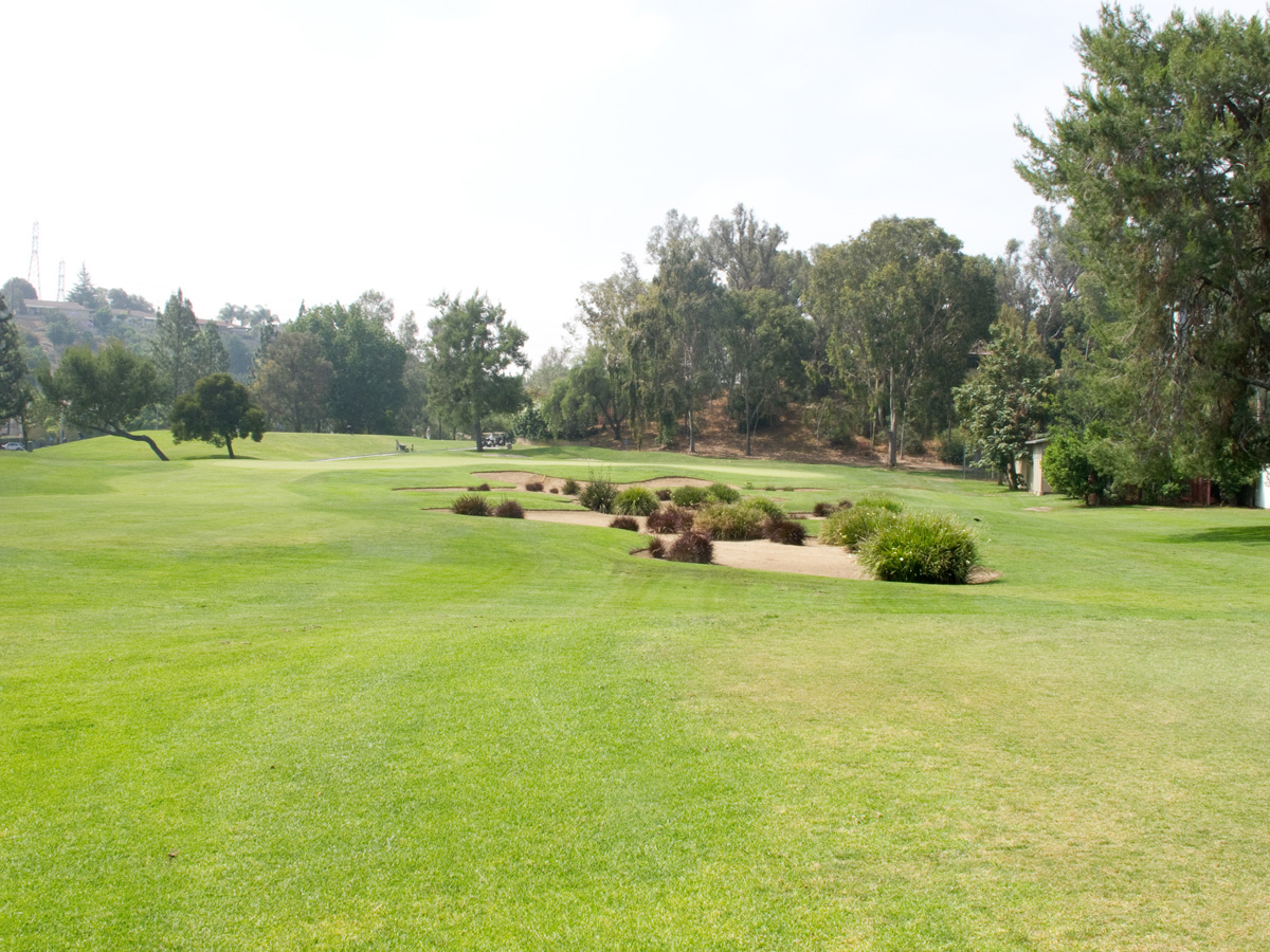 Good Public Golf Courses in Los Angeles