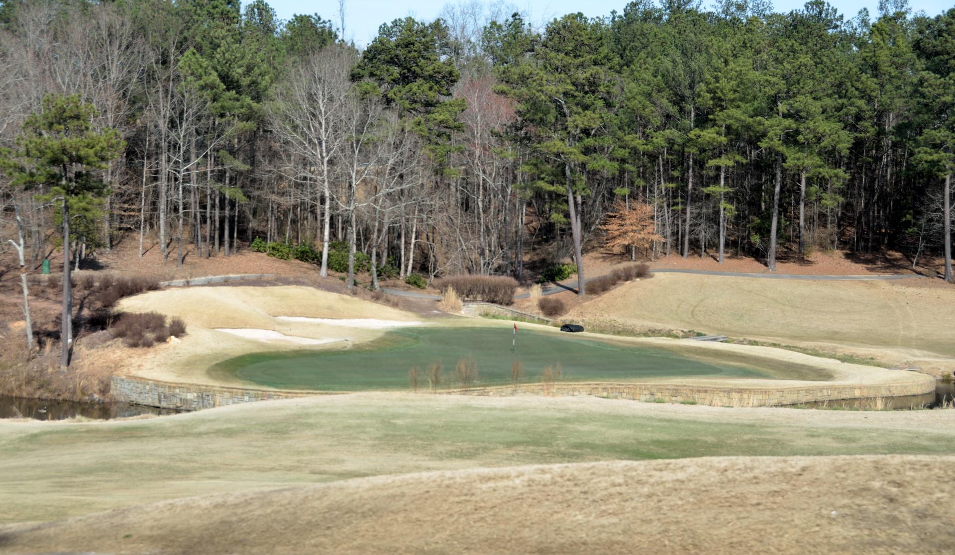 Georgia Golf Course
