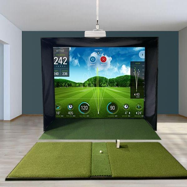 Top Golf Simulator Packages For the Home