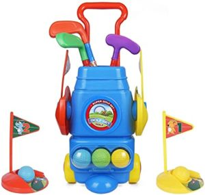 Best Toy Golf Clubs Sets For Children