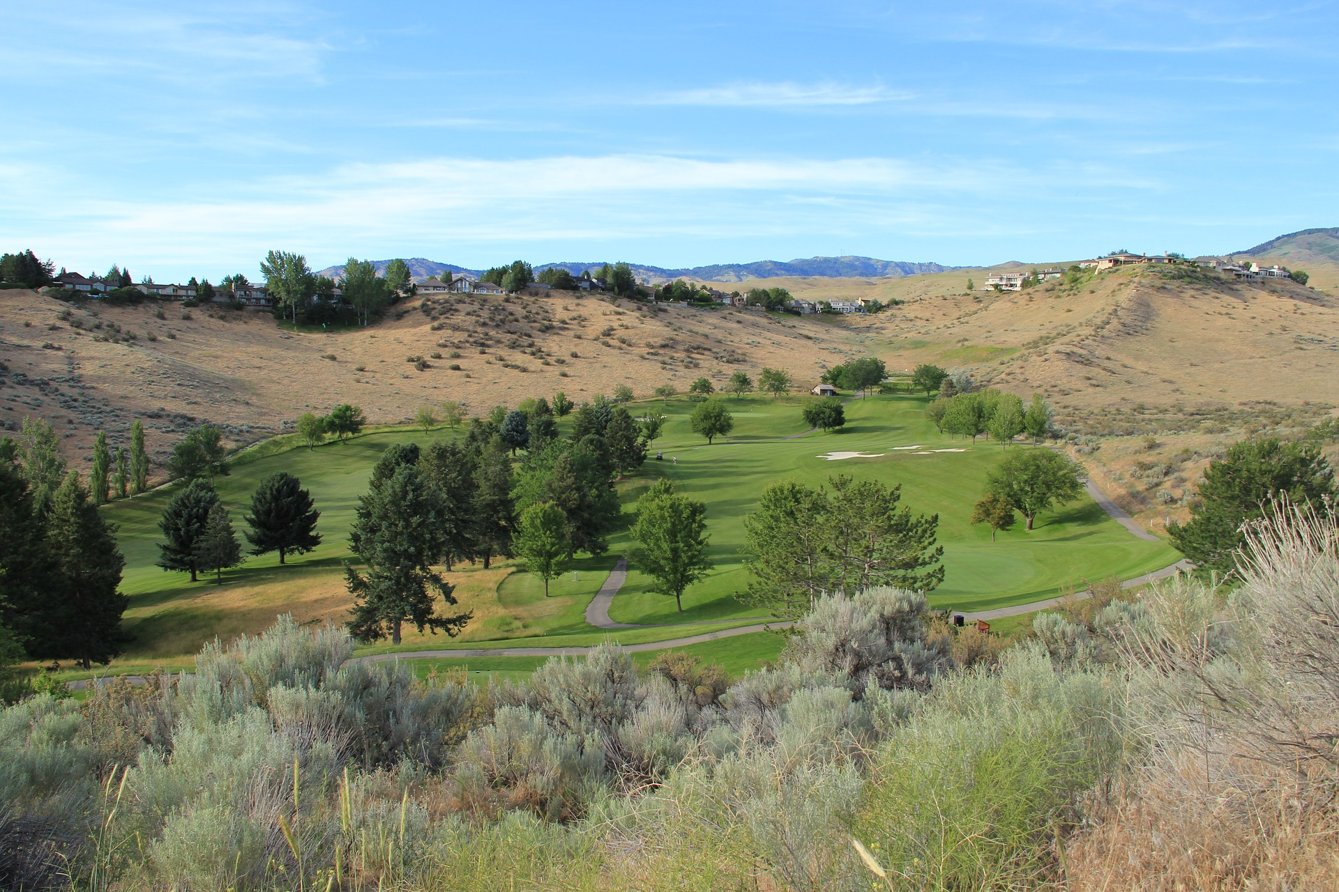 best golf courses in boise